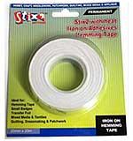 Stix 2 with Heat TAPE - Iron on Adhesive Hemming Tape (20mm x 20m)