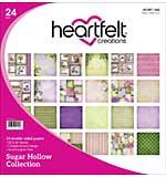 Heartfelt Double-Sided Paper Pad 12x12 24pk - Sugar Hollow
