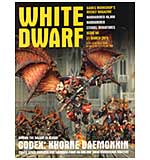 White Dwarf Weekly Magazine Issue 60