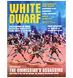 White Dwarf Weekly Magazine Issue 62