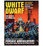 White Dwarf Weekly Magazine Issue 72