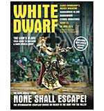 White Dwarf Weekly Magazine Issue 73