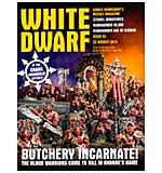 White Dwarf Weekly Magazine Issue 82