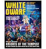 White Dwarf Weekly Magazine Issue 85