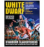 White Dwarf Weekly Magazine Issue 92