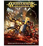 Warhammer Age of Sigmar Book - Mighty Battles in an Age of Unending War