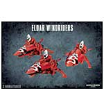 Warhammer 40000 Eldar Windriders (3 Models)