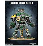War Hammer 40000 Imperial Knight Warden