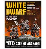 White Dwarf Weekly Magazine Issue 97