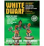 White Dwarf Weekly Magazine Issue 104