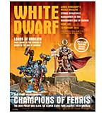 White Dwarf Weekly Magazine Issue 107
