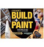 Citadel Build and Paint Starter Set (Paints, Brush, Cutters and Glue)
