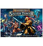 Warhammer Quest- Silver Tower Board Game