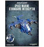 WarHammer Space Marine Stormhawk Interceptor