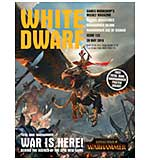 White Dwarf Weekly Magazine Issue 122