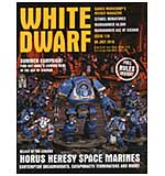 White Dwarf Weekly Magazine Issue 128