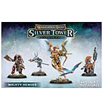 SO: Warhammer Quest - Mighty Heroes Expansion Box Set (4 Models)