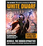 White Dwarf Monthly Magazine Issue #2 October 2016 (Includes Will of Iron Comic)