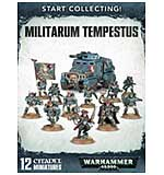 SO: Start Collecting - Militarum Tempestus