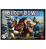 Blood Bowl - The Game of Fantasy Football by Games Workshop