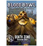Blood Bowl Death Zone, Season 1 Gaming Supplement