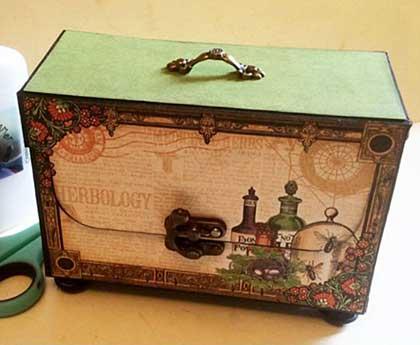 SO: My Creative Spirit - ATC Box Kit