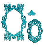 Spellbinders Nestabilities Decorative Elements Dies - Labels 45