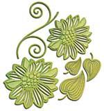 Spellbinders Shapeabilities Dies - Romantic Blooms 2