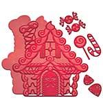 Spellbinders Shapeabilities Dies - Gingerbread House