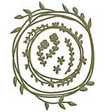 PRE: Spellbinders Shapeabilities Dies - Wreath