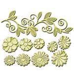Spellbinders Shapeabilities Dies - Flower Bundle