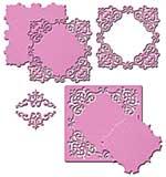 Spellbinders Nestabilities Decorative Elements Dies - Reverent Square