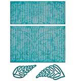 PRE: Spellbinders Designer Die - Loopy Roll Flowers