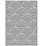 Spellbinders Texture Plate - Deco Steptastic