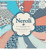 First Edition Premium Paper Pad 6x6 64pk - Neroli