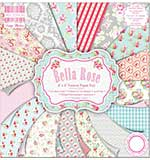 First Edition Premium Paper Pad 6x6 64pk - Bella Rose