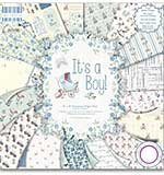 First Edition 8x8 Pad - Its a Boy