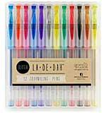 La De Dah Glitter Pens