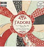 First Edition Jadore 6x6 Papers