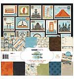 Kaisercraft Paper Pack 12x12 - Wanderlust