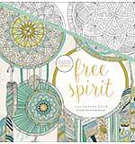 Kaisercraft Colouring Book - Free Spirit