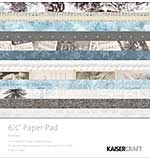 SO: Kaisercraft Paper Pad 6.5X6.5 40 pack - Frosted