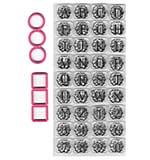 Marianne Design Collectables Dies - Vintage Alphabet