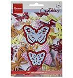 SO: Marianne Design - Tiny's Butterfly #1, Creatables Dies (2pk)