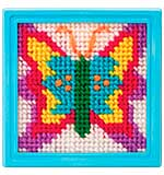 Simply Needlepoint Kit - Butterfly