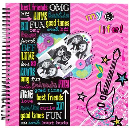 Scrapbook Kit - Friends 4ever