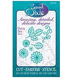 Sweet Dixie Cutting Die Set - Daisy set