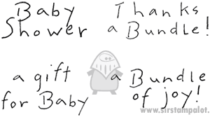 Simply Stated - Baby (words)