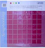 Artemio - Scrapbooking Grid - Small Squares