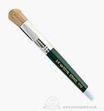 "Dreamweaver Domed Stencilling Brush 3/4"" inch [2934]"